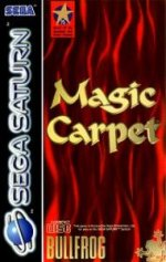Sega Saturn - Magic Carpet