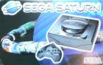 Sega Saturn - Sega Saturn Mark One Console Boxed