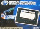Sega Saturn - Sega Saturn Backup Memory Cart Boxed