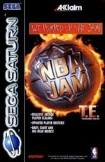 Sega Saturn - NBA Jam Tournament Edition