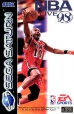 Sega Saturn - NBA Live 98