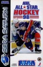 Sega Saturn - NHL All-Star Hockey 98