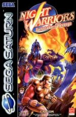 Sega Saturn - Night Warriors - Darkstalkers Revenge