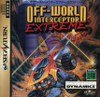 Sega Saturn - Off World Interceptor Extreme