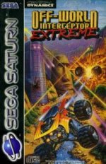 Sega Saturn - Off-World Interceptor Extreme