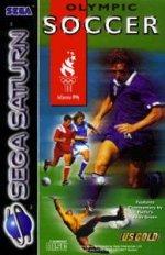 Sega Saturn - Olympic Soccer