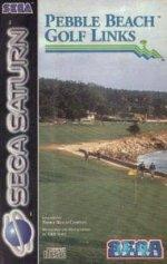 Sega Saturn - Pebble Beach Golf Links