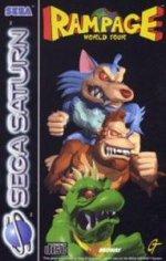Sega Saturn - Rampage World Tour