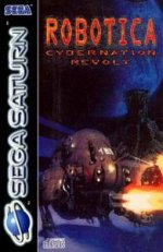 Sega Saturn - Robotica Cybernation Revolt