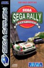Sega Saturn - Sega Rally Championship