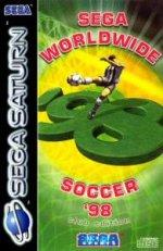 Sega Saturn - Sega Worldwide Soccer 98