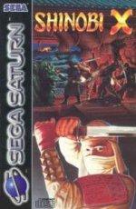 Sega Saturn - Shinobi X