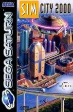Sega Saturn - Sim City 2000