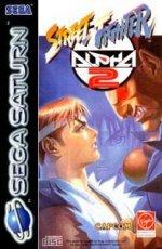 Sega Saturn - Street Fighter Alpha 2