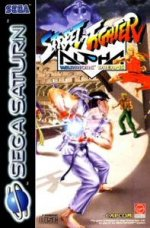 Sega Saturn - Street Fighter Alpha Warriors Dreams