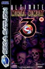 Sega Saturn - Ultimate Mortal Kombat 3