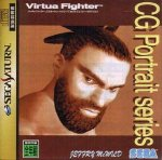 Sega Saturn - Virtua Fighter CG Portrait Series Jeffry McWild
