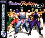Sega Saturn - Virtua Fighter Remix