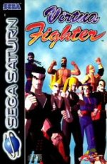 Sega Saturn - Virtua Fighter