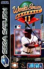 Sega Saturn - World Series Baseball 2