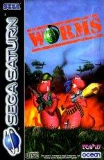 Sega Saturn - Worms