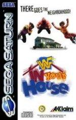 Sega Saturn - WWF in Your House