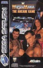 Sega Saturn - WWF Wrestlemania - The Arcade Game