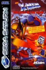 Sega Saturn - X-Men - Children of the Atom