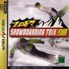 Sega Saturn - Zap Snowboarding Trix 98