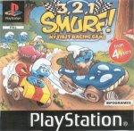 Sony Playstation - 3 2 1 Smurf