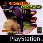 Sony Playstation - Actua Golf 2