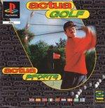 Sony Playstation - Actua Golf