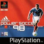 Sony Playstation - Adidas Power Soccer 98