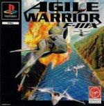 Sony Playstation - Agile Warrior F-111X
