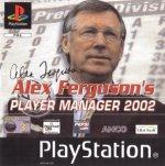 Sony Playstation - Alex Fergusons Player Manager 2002