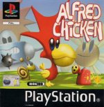 Sony Playstation - Alfred Chicken