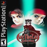 Sony Playstation - Arc the Lad Collection
