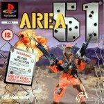 Sony Playstation - Area 51
