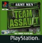 Sony Playstation - Army Men - Team Assault