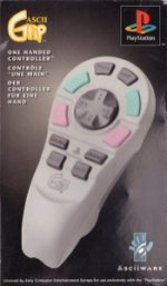 Sony Playstation - Sony Playstation ASCII Grip Boxed