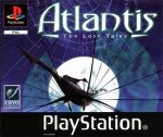 Sony Playstation - Atlantis the Lost Tales