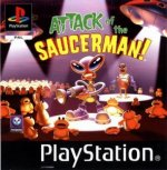 Sony Playstation - Attack of the Saucerman