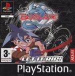 Sony Playstation - Beyblade