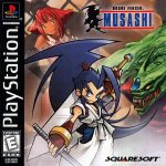Sony Playstation - Brave Fencer Musashi