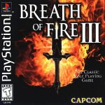 Sony Playstation - Breath of Fire 3