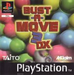 Sony Playstation - Bust-A-Move 3DX