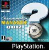 Sony Playstation - Championship Manager Quiz