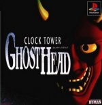 Sony Playstation - Clock Tower - Ghost Head