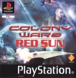 Sony Playstation - Colony Wars Red Sun