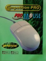 Sony Playstation - Sony Playstation Competition Pro Mouse Boxed